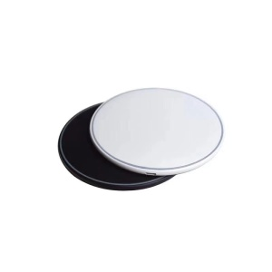 Ultrathin 6.49mm Wireless Charger QI 10W Fast Wireless Charging Pad For Mobile Phone