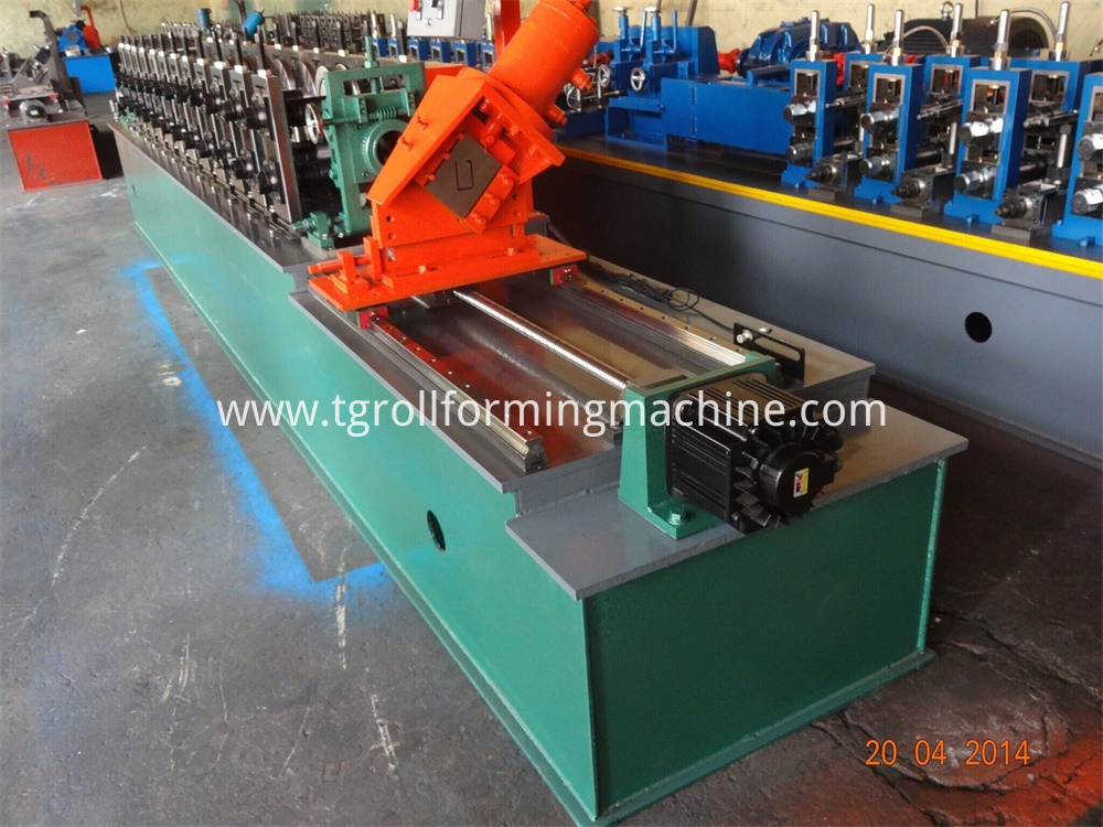 Drywall Metal Channel Profile Forming Machine