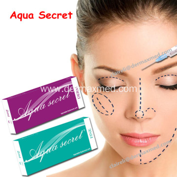 Hyluronic Acid Injections Dermal Filler