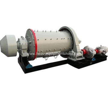 Mineral Grinding Ball Mill For Ore Processing Plant
