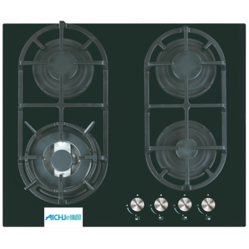 60cm Vantage Gas on Glass Hob