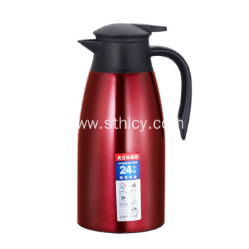 Thermos Stainless Steel Vacuum Flask Insulated Water Jugs