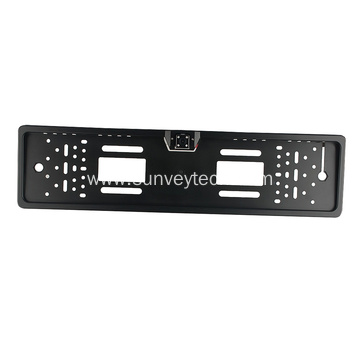 License Frame LED Backup Camera