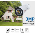 8 IP camera security system Auto zoom lens