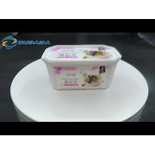 Fast shipment eco friendly Recycleable cold crack resistant cheese plastic containers for cheese