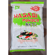 spicy sushi wasabi powder