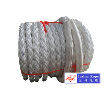 OEM manufacturer custom for Polyester Double Braided Rope 8-Strand Polyester Boat Rope export to China Importers