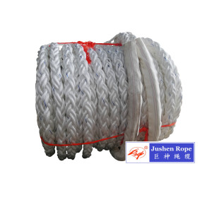 Professional for Polyester Double Braided Rope 8-Strand Polyester Boat Rope export to Heard and Mc Donald Islands Factories