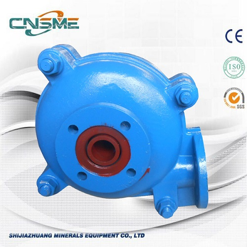 SH/25B Industrial Heavy Duty Slurry Pump