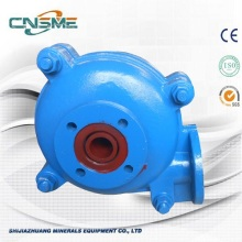 Good Quality for Metal Lined Slurry Pump SH/25B Industrial Heavy Duty Slurry Pump export to China Macau Manufacturer