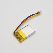 OEM for High Capacity 18650 Battery Small 3.7v lithium polymer battery 50mah lipo battery supply to India Exporter