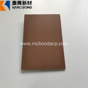 New Type ACP PVDF Coated Aluminium Composite Board