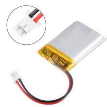 602535 lithium polymer battery 3.7v 500mah lipo battery