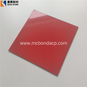 ACP Coating PVDF Composite Panel