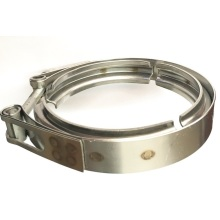 Fast Delivery for Exhaust Clamp,Stainless Steel Exhaust Clamp,Exhaust Hose Clamp Manufacturers and Suppliers in China 4 Inch V-Band Exhaust Clamp export to Hungary Wholesale