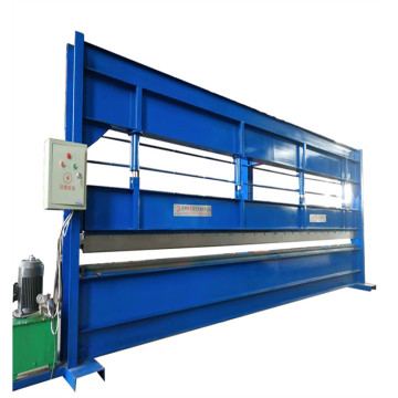 hydraulic metal sheet panel bending machine