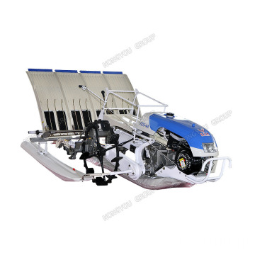 Factory Direct Sales Walking 4 Rows Rice Transplanter