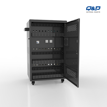 30 Ports hromebooks charging cabinet in school