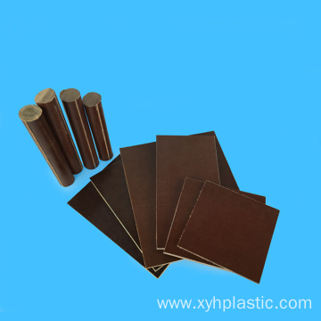 Brown Phenolic Resin Cotton Laminated Rod