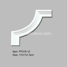 Polyurethane Coving Decorative Corners