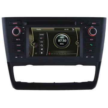 Factory directly for Car Gps Navi With Dvd WINCE muli-touch DVD for BMW 1 Series supply to Liechtenstein Manufacturers