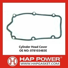 Lowest Price for China Durable Valve Cover Gasket, Rubber Valve Cover Gasket, Wear Resistant Valve Cover Gasket Supplier Cylinder Head Cover 078103483E supply to Andorra Supplier