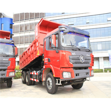 SHACMAN X3000 6x4 TIPPER truck DUMP truck for sale