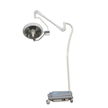 Floor type examination halogen lamp