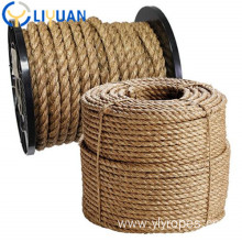 Wholesale sisal manila jute hemp rope for marine