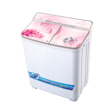 Glass Cover 4KG Twin Tub Washing Machine