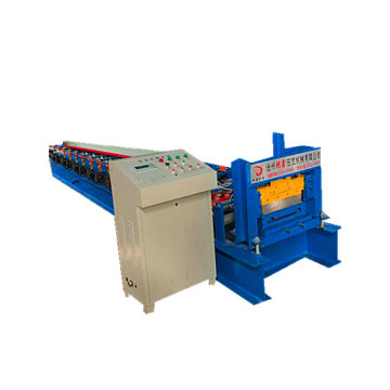 Automatic metal siding wall panel rolling forming machine