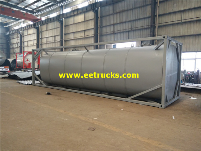 Sulfuric Acid Tanker Containers