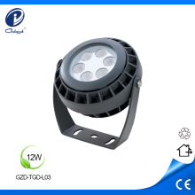 Mini aluminum round 12W IP65 flood light led