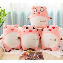Soft Pink Pig Plush Toy For Sale