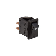 Durable Black Actuator Automotive Boat Rocker Switch