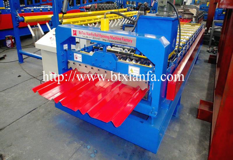 Panel Tile Making Machine 3