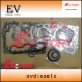 YANMAR full complete gasket kit 4D78 4D78E 3GM30