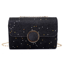 Pu handbag shoulder bags latest design lady handbags