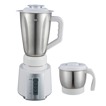 Electric stainless steel jar mill grinder blender