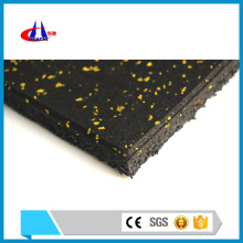 Wholesale Price for Exercise Composite Rubber Mats rubber floor mats gyms rubber flooring tiles export to Germany Suppliers