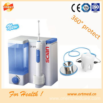 2016 new design digital oral water flosser with CE ISO FDA