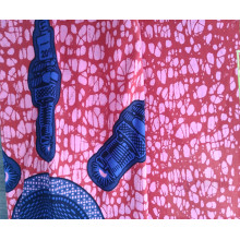Cotton African Super Wax Print Fabric