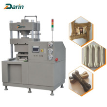 Best Price for for China Pet Snack Processing Machine,Dog Snacks Making Machine,Rawhide Bones Making Machine Manufacturer and Supplier Chewing bone pet food processing equipment supply to Spain Suppliers
