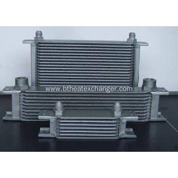 Free sample for Auto Engine Oil Cooler Universal Engine Transmission Oil Cooler export to United States Manufacturer