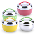 Colorful Stainless Steel Keep Warm Food Container