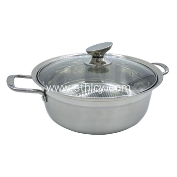 Stainless Steel Thickened Soup Pot Non Stick Pot