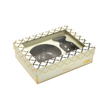Cosmetic Gift Window Paper box