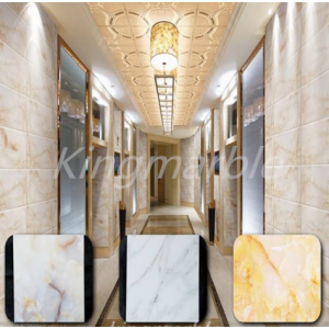 Factory directly for Supply Uv Pvc Marble Wall Panel,Faux Marble Wall Panel in China Good Quality Explosion Proof PVC Marble Sheet export to Turkmenistan Supplier