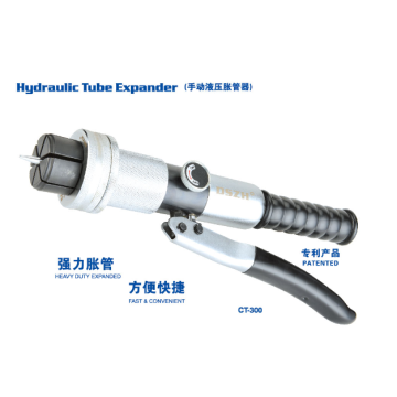 Hydraulic tube expanding tool kit CT-300A