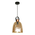 Edison bulb lighting fixture loft glass pendant lamp